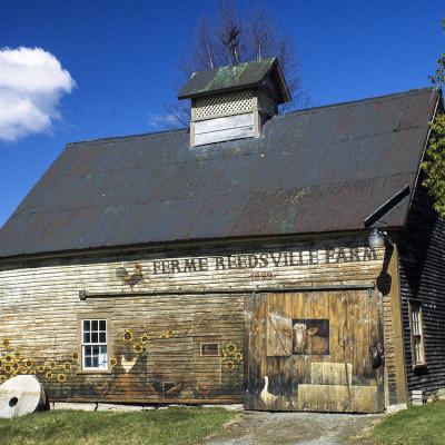 Grange peinte – Ferme Reedsville