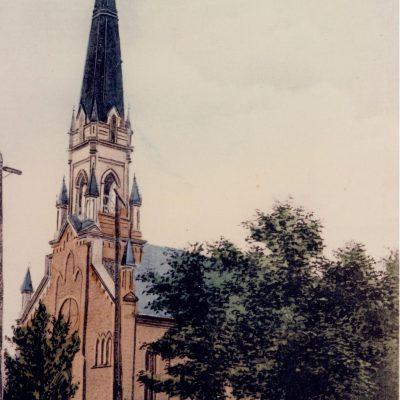 Église Saint-Patrice
