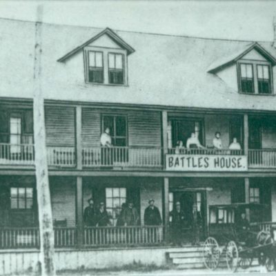 Battle's House